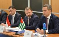 MISYON - Abhazya, Rostov'a Ticaret Evi İnşa Edecek
