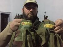 KARADENIZ - Afrin'de her taşın altından PKK çıkıyor
