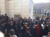 Afrin Şehitleri İçin Mevlidi Şerif Okutularak Helva Dağıtıldı