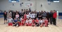 BASKETBOL - Ak Parti'li Başkan Gür'den Sporculara Ziyaret