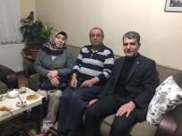 BILECIK MERKEZ - AK Parti Merkez İlçe Teşkilatı'ndan Hasta Ziyareti