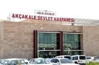 DEVLET HASTANESİ - Akçakale Devlet Hastanesi Mesai Saatlerini Değiştirildi