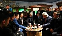 KALAYCILIK - Ankara Büyükşehir Belediye Başkanı Tuna, Çamlıdere'yi Ziyaret Etti