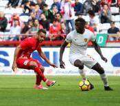 ASAMOAH GYAN - Antalyaspor Zor Da Olsa Kazandı