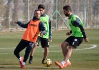 KAYACıK - Atiker Konyaspor Akhisarspor Maçı Hazırlıklarına Başladı