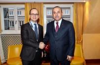 DIŞİŞLERİ BAKANI - Bakan Çavuşoğlu, Arnavutluk Dışişleri Bakanı Ditmir Bushati İle Görüştü