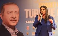 ATEŞ ÇEMBERİ - Bakan Julide Sarıeroğlu, KARDEMİR'den Bin Kişilik Yeni İstihdam İstedi