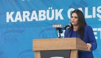 KEMAL ÇEBER - Bakan Sarıeroğlu Açıklaması 'Taşeronda Biz Bir Çılgınlık Yaptık'