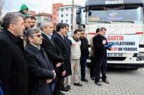 ÜMMET - Bartın'dan Suriye Halkına 1 Ton Un Yardımı Yola Çıktı