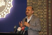 İBRAHIM KARAOSMANOĞLU - Başbakan Yardımcısı Işık Açıklaması 'Kendileri İçin İntegral, Bizim Bölgemiz İçin Diferansiyel Hesabı Yapıyorlar'