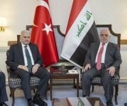 MÜNİH GÜVENLİK KONFERANSI - Başbakan Yıldırım, Iraklı Mevkidaşı El-İbadi İle Bir Araya Geldi