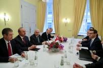 MÜNİH GÜVENLİK KONFERANSI - Başbakan Yıldırım, Polonya'lı Mevkidaşı İle Bir Araya Geldi