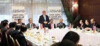İBRAHIM KARAOSMANOĞLU - Başkan Karaosmanoğlu Sanayicilere Dünyaya Açılmalarını Önerdi
