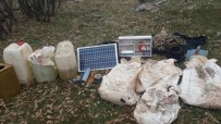 MUTFAK TÜPÜ - Bitlis'te 50 Kilo EYP İmha Edildi
