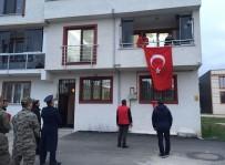 ZEYTIN DALı - Bursa'ya Şehit Ateşi Düştü