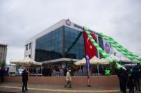 AK PARTİ İL BAŞKANI - Çavuşoğlu Bal-Göç'ün Yeni Binasını Açtı