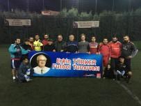 ULUDERBENT - CHP'li Gençlerden Eski İlçe Başkanları Anısına Futbol Turnuvası