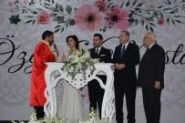 GENEL BAŞKAN YARDIMCISI - Cumhurbaşkanı Erdoğan Nikah Şahidi Oldu