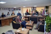 CENK ÜNLÜ - Didim Esnaf Odası, AK Parti'yi Ağırladı