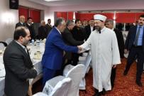 KANAAT ÖNDERLERİ - Diyanet İşleri Başkanı Erbaş, Hatay'da Kanaat Önderleriyle Bir Araya Geldi