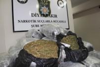 Diyarbakır'da 460 Kilogram Esrar Yakalandı
