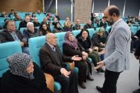 MIMARSINAN - Edebali Vatandaşlara Kentsel Dönüşümü Anlatıyor