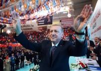 HAVAYOLU ŞİRKETİ - Erdoğan 'Bize Saldıranlara Karşı Kusura Bakmayın 'Osmanlı Tokadını' Atarız'