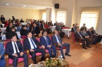 ERZİNCAN VALİSİ - Erzincan'da 5 Yılın Hedefleri Masaya Yatırıldı