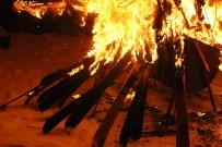 FEDERASYON BAŞKANI - Federasyona Kızdı 40 Bin Lira Yaktı