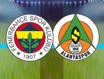 MEDİPOL BAŞAKŞEHİR - Fenerbahçe 3-0 Aytemiz Alanyaspor