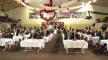 MİHRİMAH BELMA SATIR - Filistinli 100 Çift İstanbul'da Dünyaevine Girdi