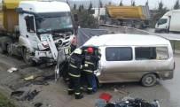 HAFRİYAT KAMYONU - Gebze'deki Trafik Kazasında Ölü Sayısı 4'E Çıktı