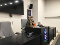 İSTİHBARAT ŞEFİ - Geleceğin Gazetecileri Yetişiyor