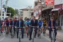 TÜRKIYE BISIKLET FEDERASYONU - Hatay'da Pedallar Afrin İçin Çevriliyor