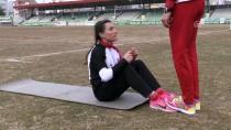 SALON ATLETİZM ŞAMPİYONASI - Her Şampiyonluğunda Hedef Büyütüyor