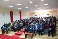 İnönü'de 'Girişimcilik Hayalini Gerçekleştir' Konferansı