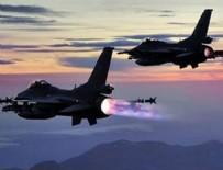 TERÖR OPERASYONU - Irak'ın kuzeyine hava harekatı