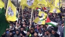 RAMALLAH - İsrail'in Naaşlarını Alıkoyduğu Filistinlilerin Cenaze Merasimi