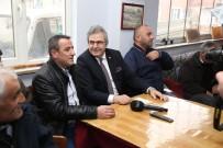 KAYACıK - Kahvehanelerinin Bir Günlük Gelirini Mehmetçik'e Bağışladılar