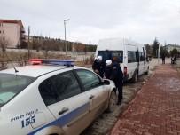 Kaman'da 32 Araç Sürücüsüne İdari İşlem Uygulandı