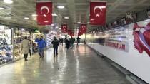 TÜRK SILAHLı KUVVETLERI - Karaköy'de Esnaftan Zeytin Dalı Harekatı'na Destek