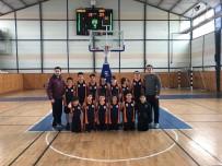 BASKETBOL - Kardelen Koleji Küçük Erkekler Basketbol Şampiyonu Oldu