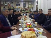 HÜSEYIN YıLDıZ - Kaymakam Yurdagül'den Kurum Amirleri Ve Muhtarlarla İstişare Toplantısı