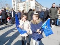 ARNAVUT - Kosova Bağımsızlığının 10. Yılını Kutladı