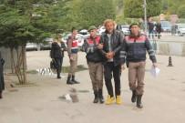 HAPİS CEZASI - Manavgat'ta İşyeri Yakan Cezaevi Firarisi Yakalandı