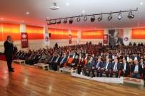 ZEYTIN DALı - Milletvekili Petek Açıklaması 'Afrin'e De Gideriz, Canımızı Da Veririz'