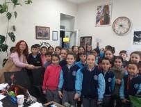 OKUL MÜDÜRÜ - Minik Öğrenciler Afrin'e Mektup Yolladı
