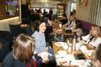 HASAN ŞAHIN - Okul Aile Birliği Üyeleri Kahvaltıda Buluştu