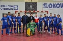 KAMIL SÖNMEZ - Polisgücü Macaristan Ekibine Gol Yağdırdı Açıklaması 9-4