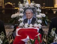 ŞIŞLI BELEDIYE BAŞKANı - Prof. Dr. Agop Kotoğyan Son Yolculuğuna Uğurlandı